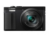 Panasonic DMC TZ70 - Noir + Case + 8GB Carte SD
