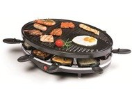 Domo DO9038G Raclette, grill  gourmet - 1200W - 8p