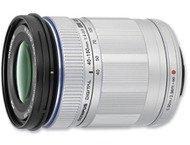 Olympus M.Zuiko Digital ED 40-150mm f/4.0-5.6 R - Argent