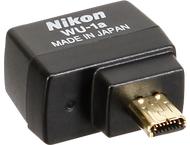 Nikon WU-1a Wifi Transmitter voor D3200, D5200, P520