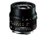 Leica M Apo-Summicron 50mm f/2.0 - Zwart