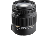 Sigma 18-250mm F3.5-6.3 DC MACRO OS HSM Nikon AF