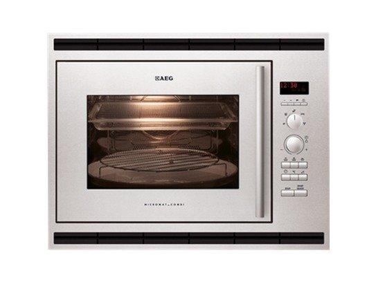 Aeg Keuken Inbouwapparatuur : Aeg mcc e m compact combi microgolf grill hetelucht art