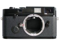 Leica MP 0.72 Body - Zwart