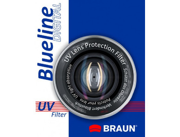 Blueline UV Filter 58mm