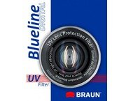 Blueline UV Filter 62mm
