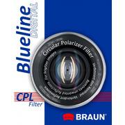 Blueline Circulaire Polarisatie Filter 58mm