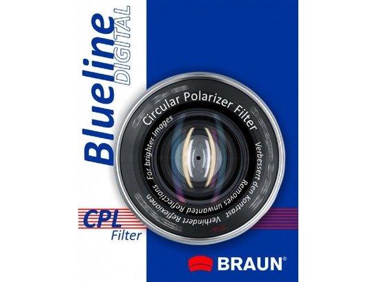 Blueline Circulaire Polarisatie Filter 67mm