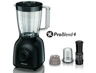 Philips HR2104/90 Blender Daily Zwart