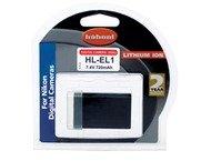 Hahnel HL-EL1 Nikon Digital 7.4V/800Mah