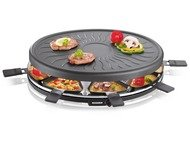 Severin RG2681 Raclette Party Grill   8 mini pannen