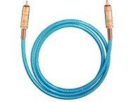 Oehlbach 10701, NF113 dig. kabel rca m/m, 1,50m, blauw