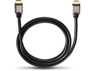Oehlbach 92454, Black Magic HDMI, HS ethernet, m/m, 2,20m, z
