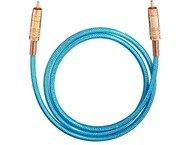 Oehlbach 2065, NF113 dig. kabel rca m/m, 1m, blauw