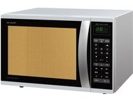 Sharp Microwave 40L R971Inw Combi Inver