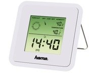 Hama Thermometer/Hygrometer Th50 Wit