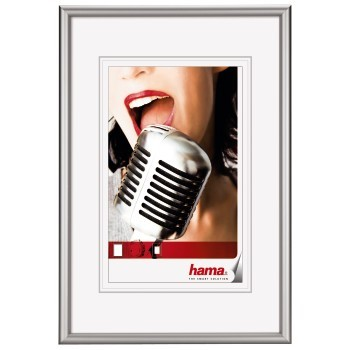 Hama Aluminium Frame Chicago Silver 20 X 30 Cm Art Craft