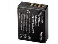 Hama Batterie Li-Ion DP 434 pour Fuji NP-W126