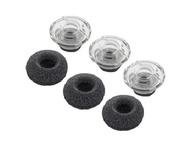 Plantronics Spare Eartips For M155, Small, 3 Pieces