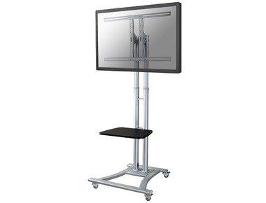 Verrijdbare Tv Kast : Newstar plasma m e verrijdbaar tv meubel art craft