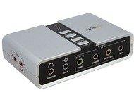 Startech 7.1 Usb Audio Adapter External