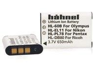 Hahnel HL-DB80 Ricoh Digital 3.7V/650Mah