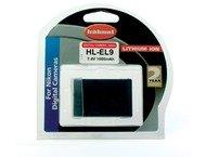 Hahnel HL-EL9A Nikon Digital 7.4V/1080Mah