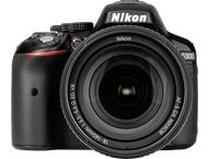 Nikon D5300 Boîtier + 18-140mm - Noir