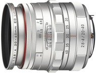 Pentax HD DA 20-40mm f/2.8-4.0 ED Limited DC WR - Zilver