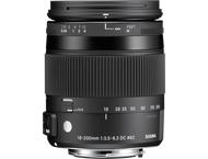 Sigma 18-200mm F3.5-6.3 DC MACRO (OS) HSM (C) Sony