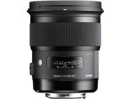 Sigma 50mm F1.4 DG HSM (A) Canon