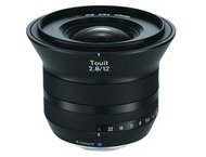 Carl Zeiss Touit (Distagon) 2.8/12 X-Mount (AF lens for Fuji
