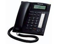 Panasonic KX-TS880EXB Bekabelde Telefoon Black