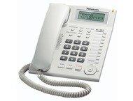 Panasonic KX-TS880EXW Bekabelde Telefoon White