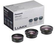 Panasonic DMW-GCK1GU Kit convertissement objectif noir