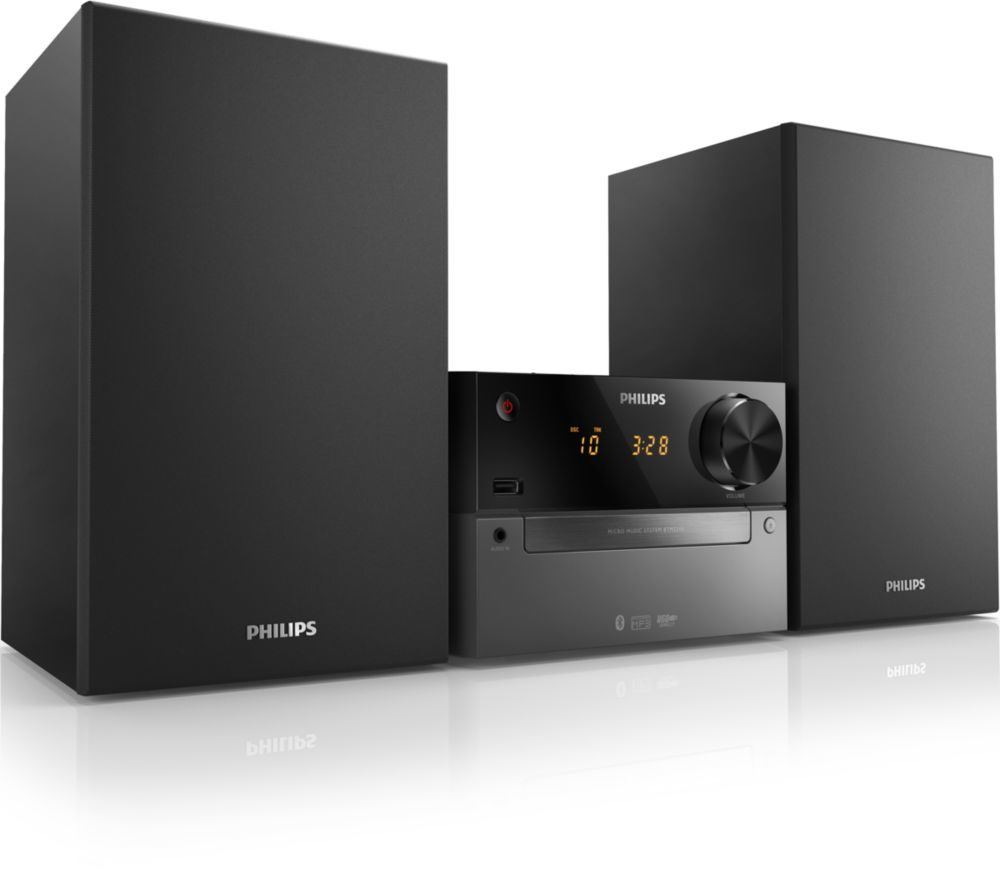 philips cha ne hifi btm2310 bluetooth art craft. Black Bedroom Furniture Sets. Home Design Ideas