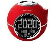 Nafnaf Clockradio Dni013 Projectie Rood