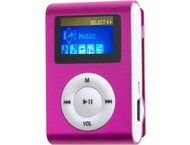 Difrnce Mp3 Clip 4Gb Mp855 Roze