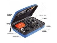 SP Gadgets Case GoPro-edition - Blauw - Extra Small