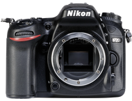 Nikon D7200 Body - Zwart