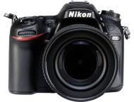 Nikon D7200 Body + 18-105mm - Zwart