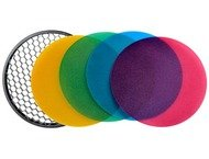 Godox Witstro Flash Color Grid Reflector kit 120mm