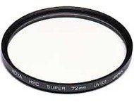 Hoya UV filter 55mm HMC C-serie
