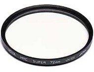 Hoya UV filter 62mm HMC C-serie
