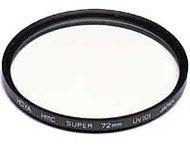 Hoya UV filter 77mm HMC C-serie