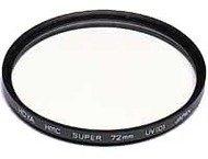 Hoya UV filter 82mm HMC C-serie