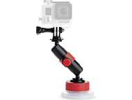 Joby Gorillapod Suction Cup  Locking Arm Black/Red