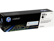 HP Toner CF 400 X zwart No. 201 X