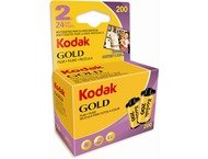 Kodak 1x2 Kodak Gold        200 135/24