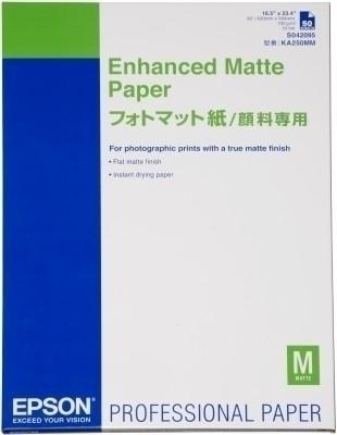 Epson S042095 A2 Enhanced Matte Paper 19 Art Amp Craft